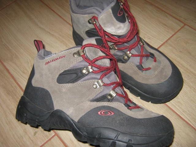 buty trekkingowe Salomon buty w góry 37,5