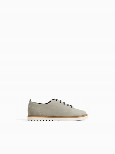 Zara Boys sneakersy buty skóra 27 j.nowe