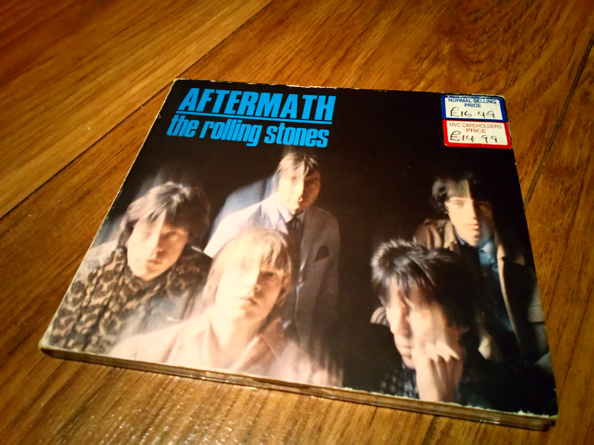 ROLLING STONES AFTERMATH US VER. SACD SUPER AUDIO