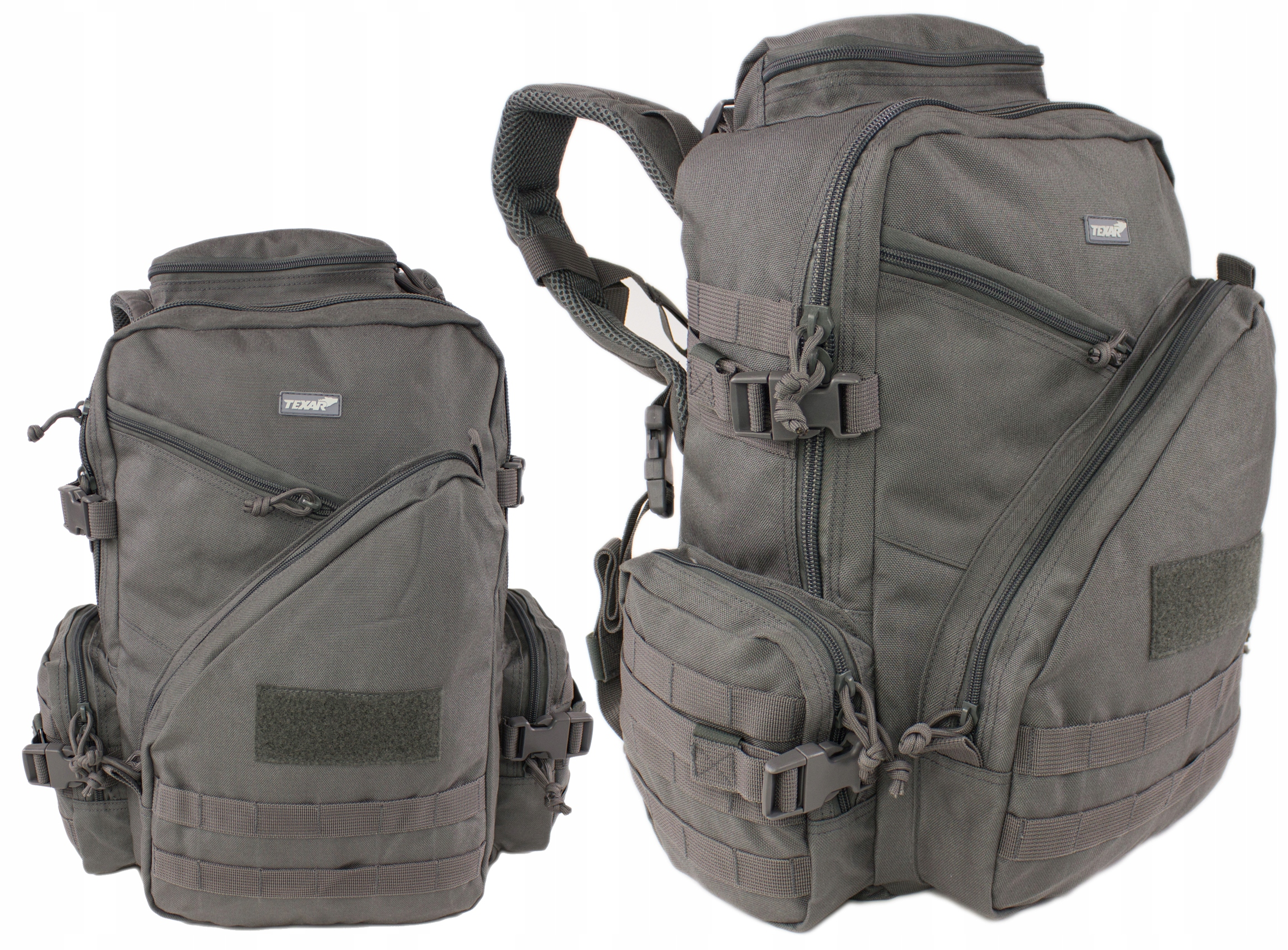 Plecak Wędkarski US Army Texar Urban Szary Grey 33