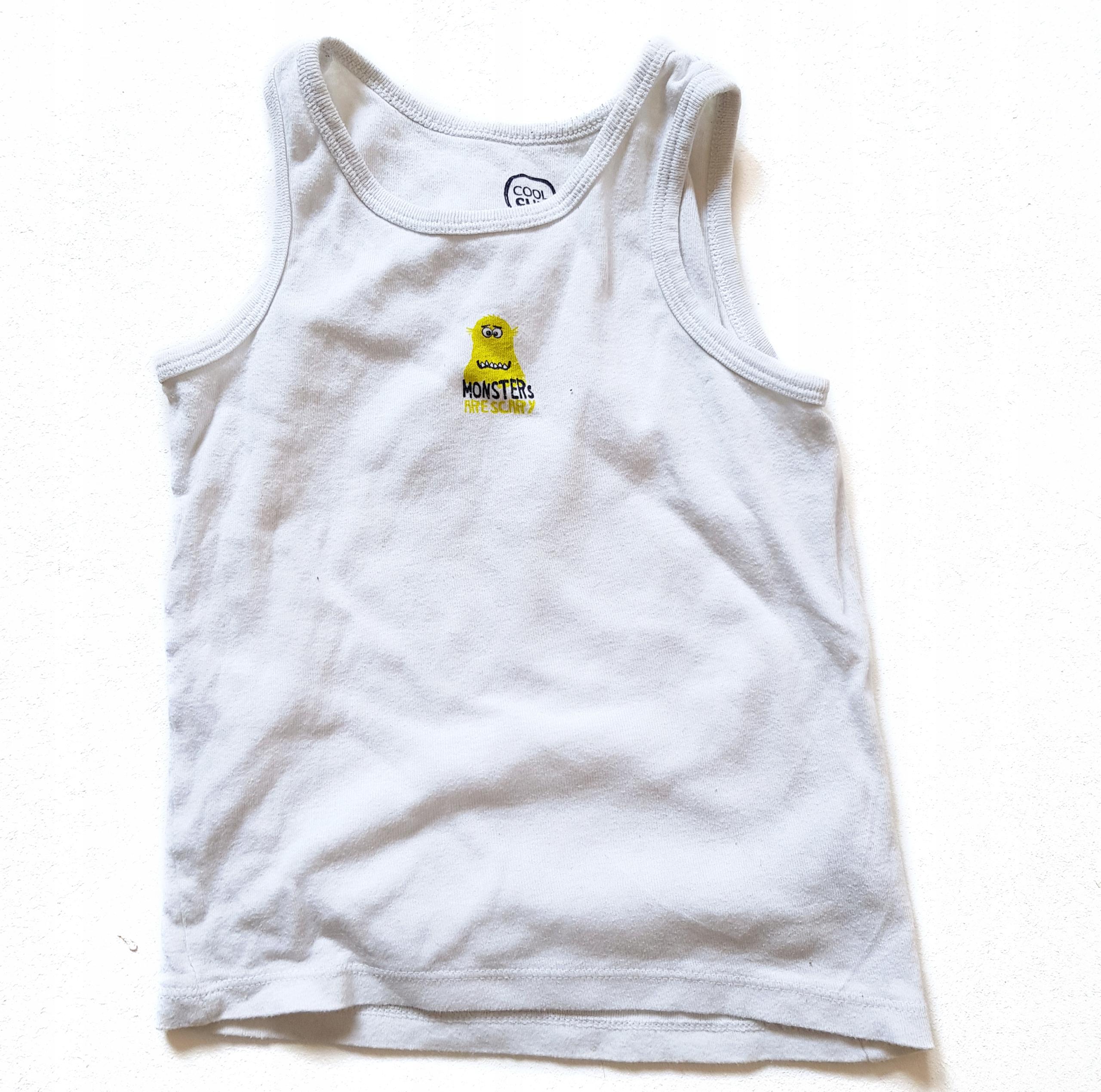 Koszulka podkoszulek COOL CLUB 110/116