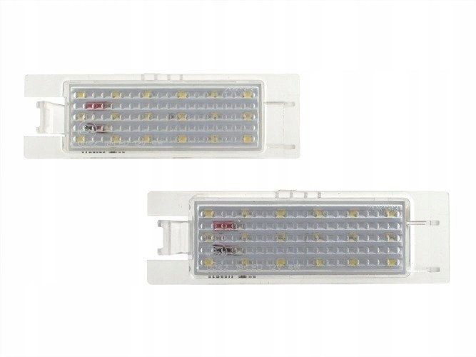 LAMPKI LED TABLICY Opel Astra IV J 2.0 Turbo