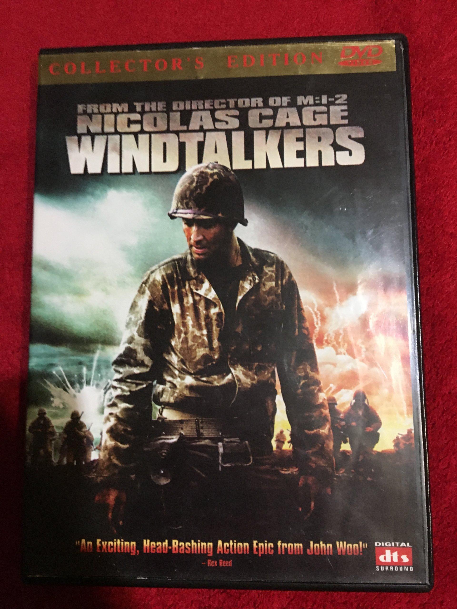 Wind Talkers DVD