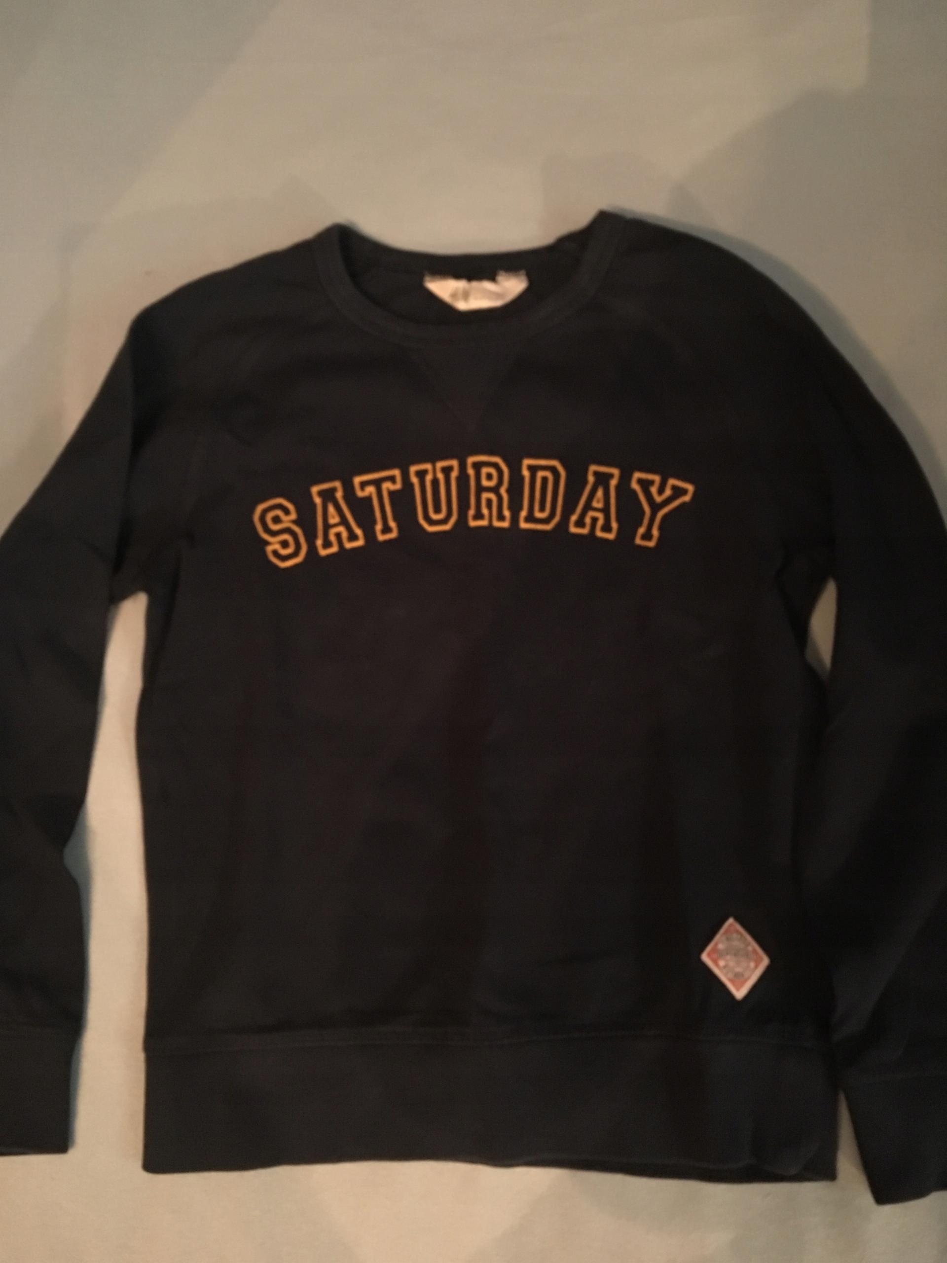 H&M sweterek 122-128
