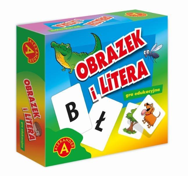 ALEXANDER GRA OBRAZEK I LITERA 8+