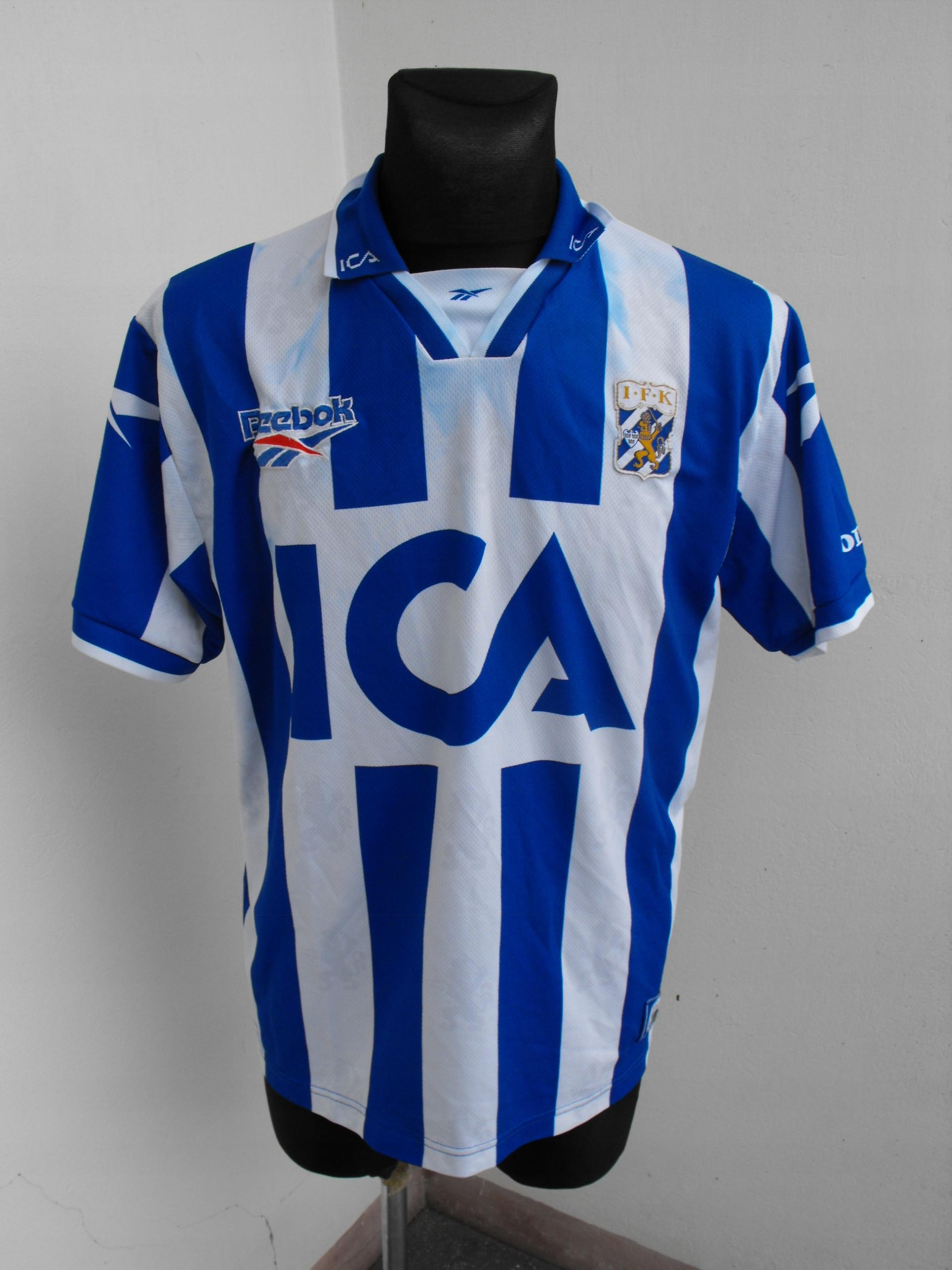IFK GOTEBORG REEBOK OLDSCHOOL ROZM L.1997-98