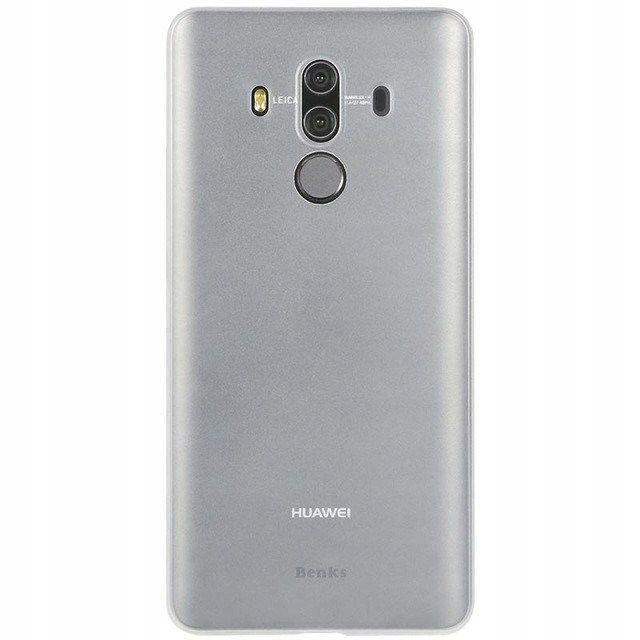 Etui Benks Lollipop Huawei Mate 10 Pro White