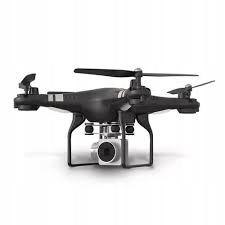 Dron HJHRC - z kamerą WIFI - kolor czarny - HJ14W - 7835597714