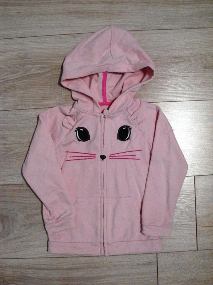 Bluza kotek różowa Cool Club Smyk 104