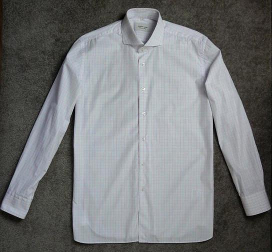 ANDREW JAMES koszula męska - 41 L jak nowa