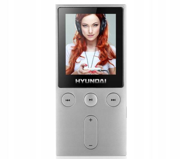 Odtwarzacz wideo/MP3 Hyundai MPC 501 GB8 FM S 8GB