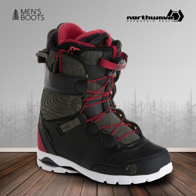 Buty snowboardowe Freeride Northwave Decade r.42