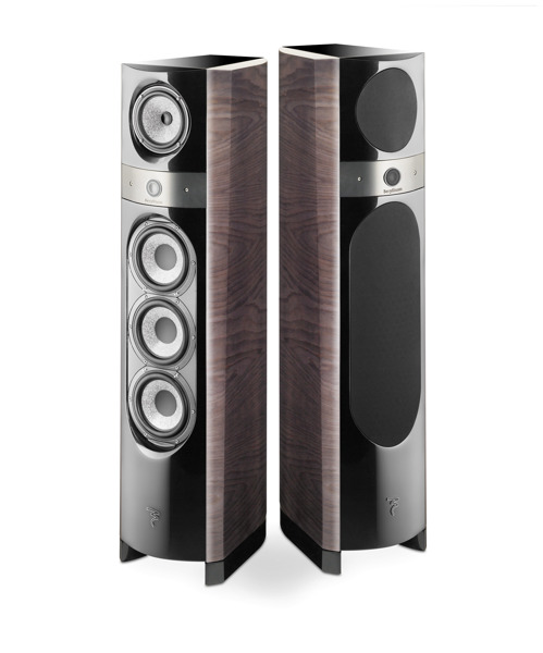 FOCAL ELECTRA 1038BE - WALNUT FINISH