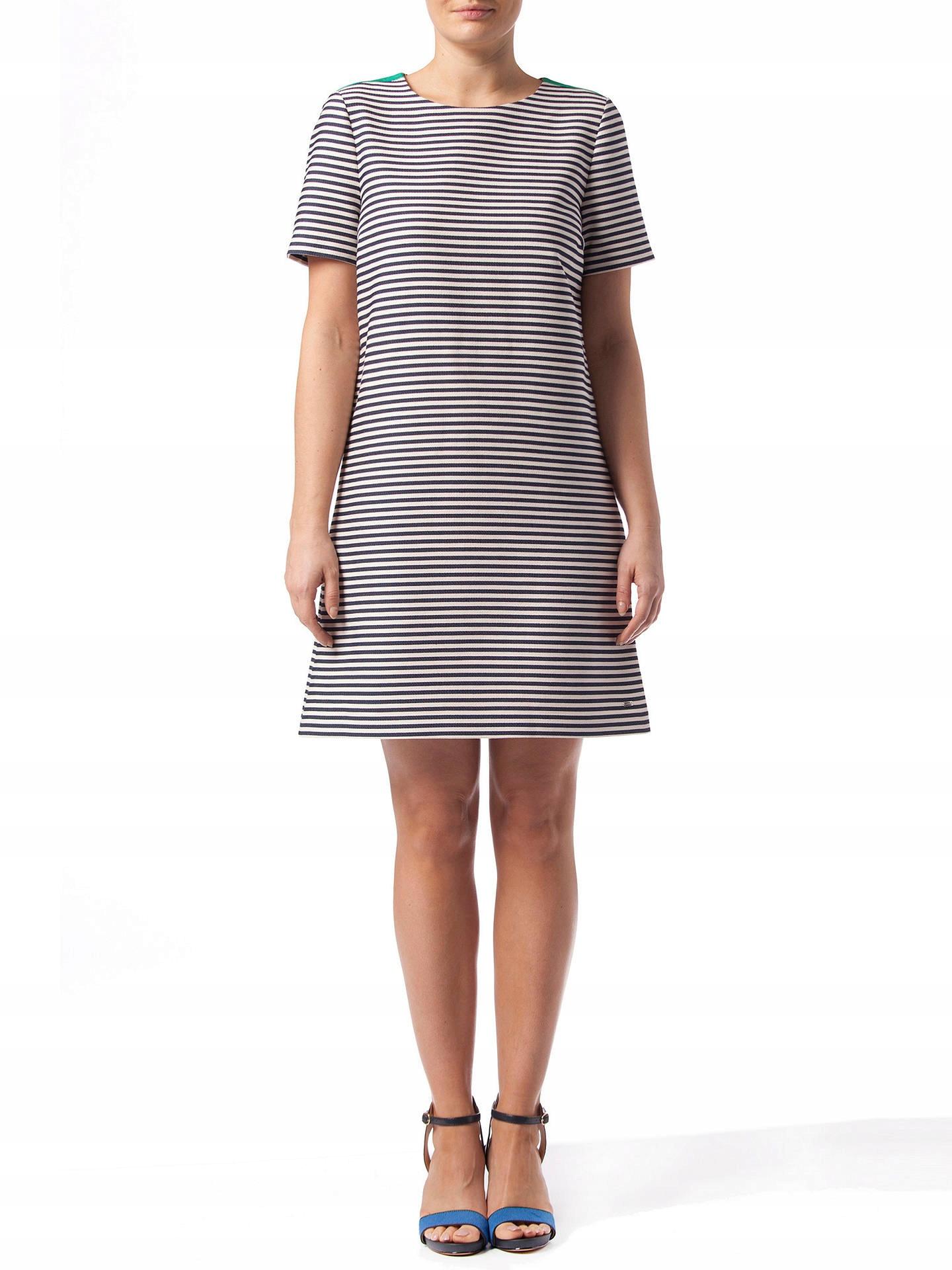 Sukienka Tommy Hilfiger Jafit Stripe Shift 8 L