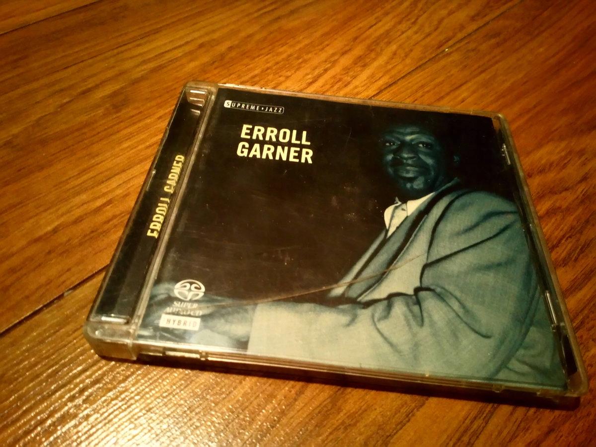 ERROLL GARNER SUPREME JAZZ SACD SUPER AUDIO 5.1