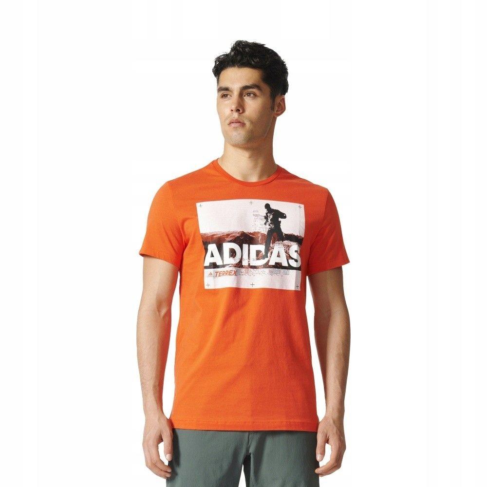 Koszulka adidas Terrex Trial Running Tee BR7202 -