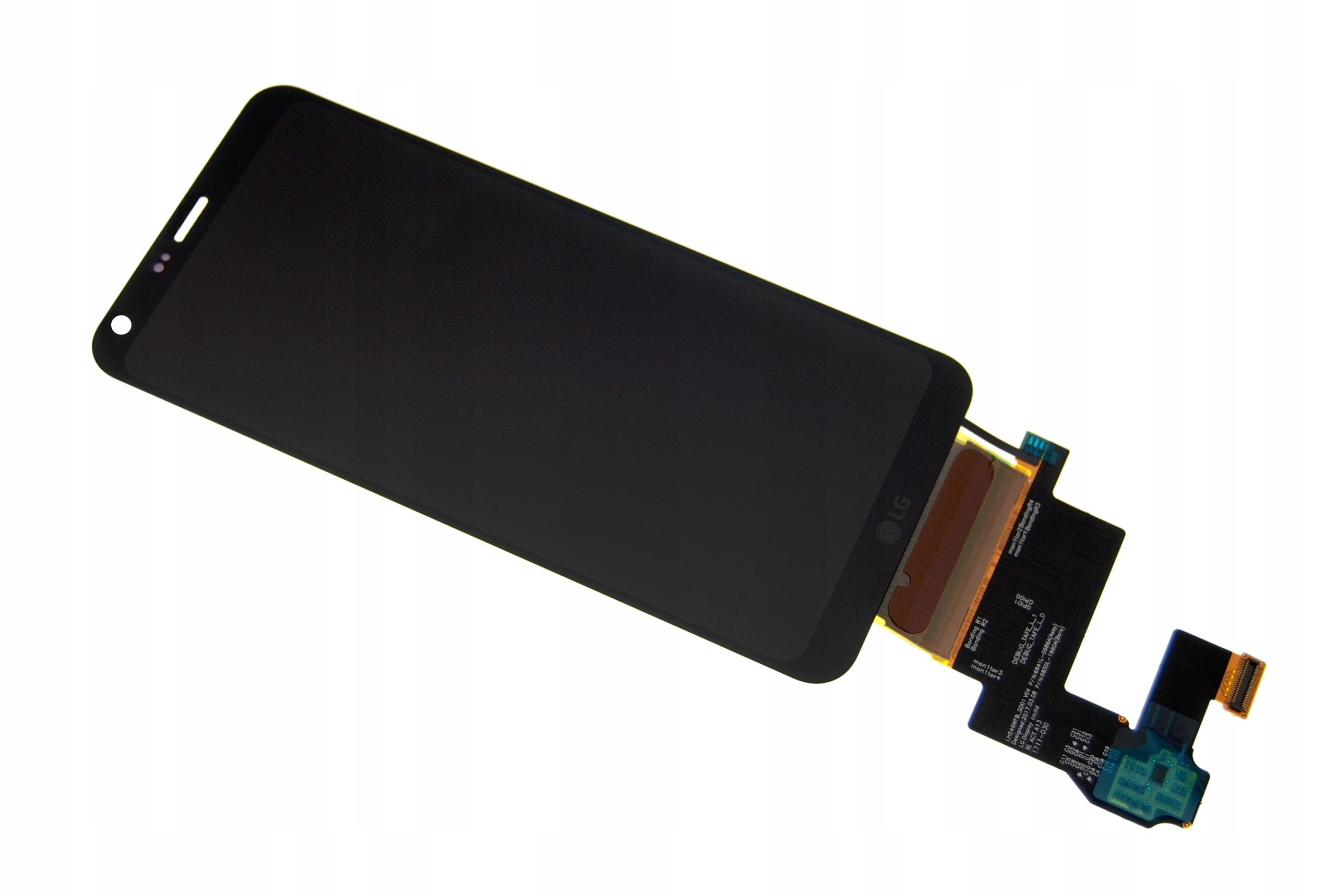 LCD Wyświetlacz DIGITIZER - LG Q6 / Q6+ M700 M700A
