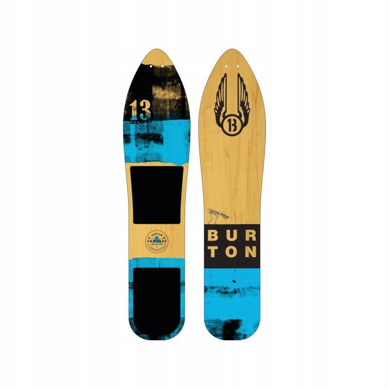 Deska snowboardowa BURTON THE THROWBACK 130