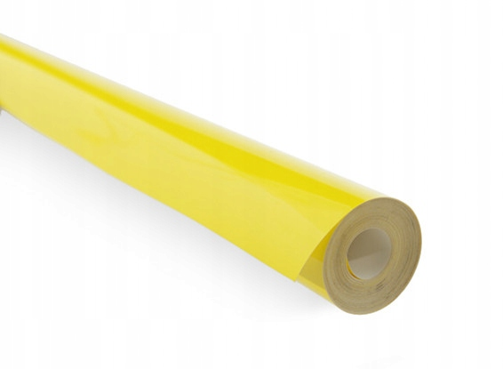 Folia modelarska żółta