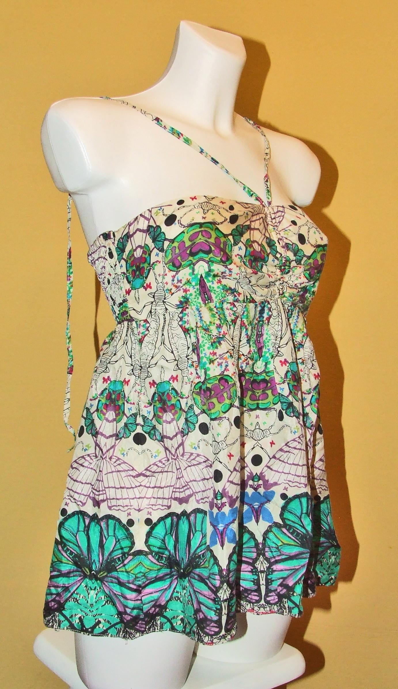f4c3197ed7 MANGO sukienka plażowa sexy letnia lato lekka 36 S - 7423287969 ...