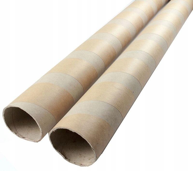Tuleja Tuba kartonowa 75,0x2,0x1300 mm tekturowa