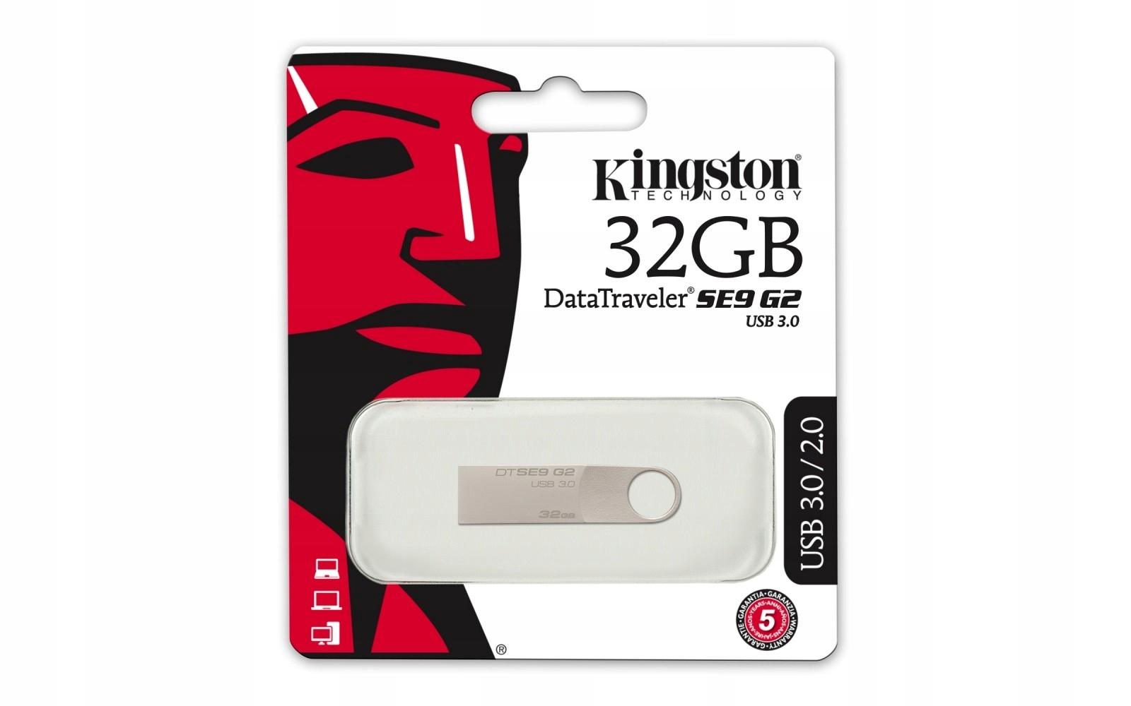 KINGSTON Data Traveler DTSE9G2 32GB USB3.0