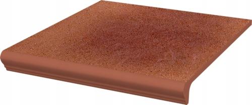 Klinkier Taurus Rosa stopnica kapinos prosty G.2