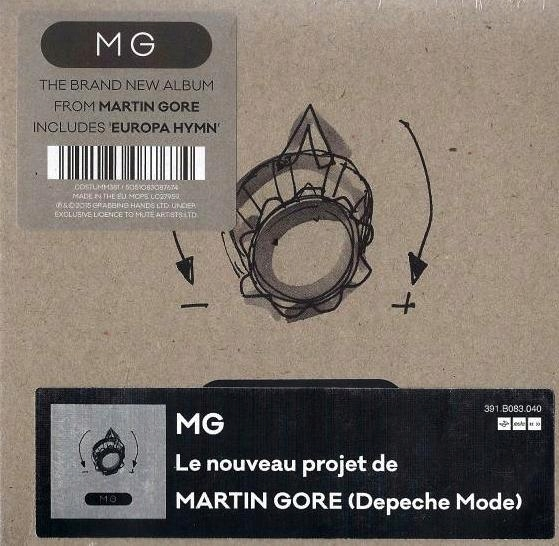 GORE MARTIN MG Depeche Mode NIETUZINKOWY ARTYSTA