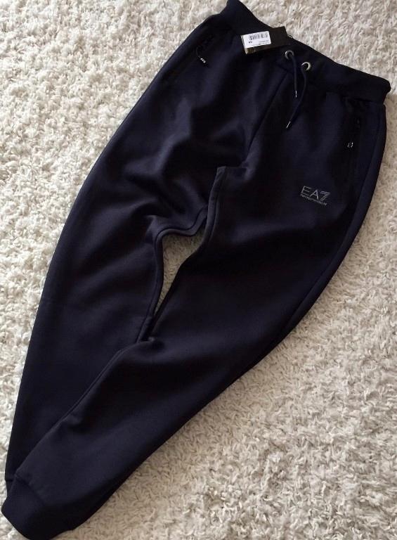 Spodnie dresowe Emporio Armani S
