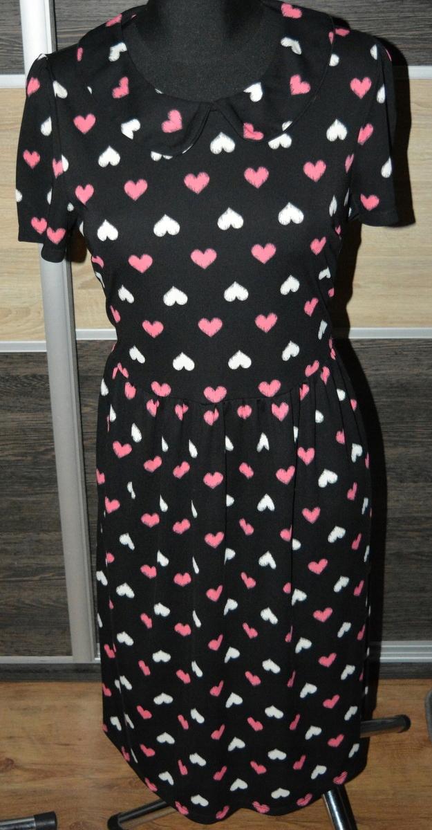 g* Sukienka w serduszka Next 42