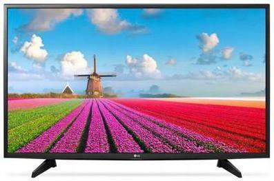 Telewizor LG 43LJ5150 uszkodzony