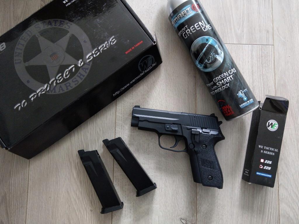 Sig sauer P228 od WE