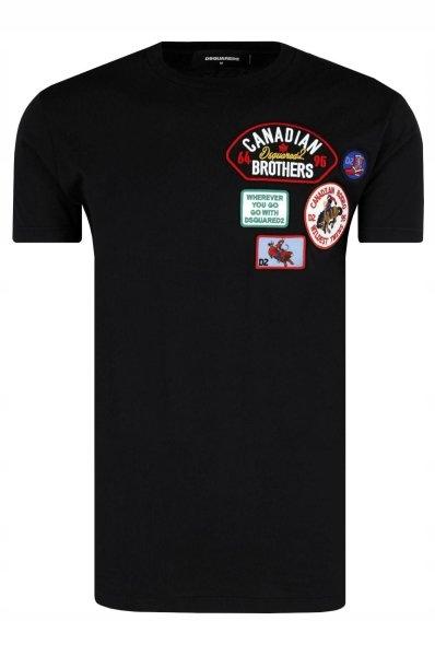 Dsquared2 T-Shirt Rozmiar XXL Koszulka For Men