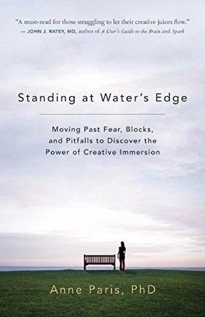 Standing at Water's Edge ANNE PARIS