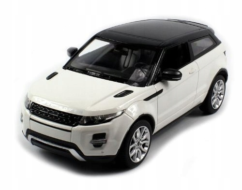Samochód ZDALNIE STEROWANY RC DUŻY Range Rover