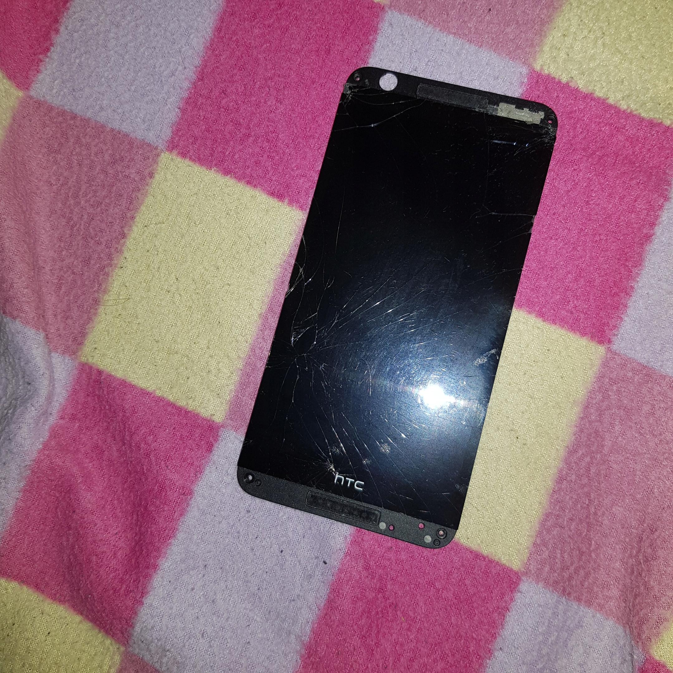wyświetlacz HTC desire 820 dotyk LCD set