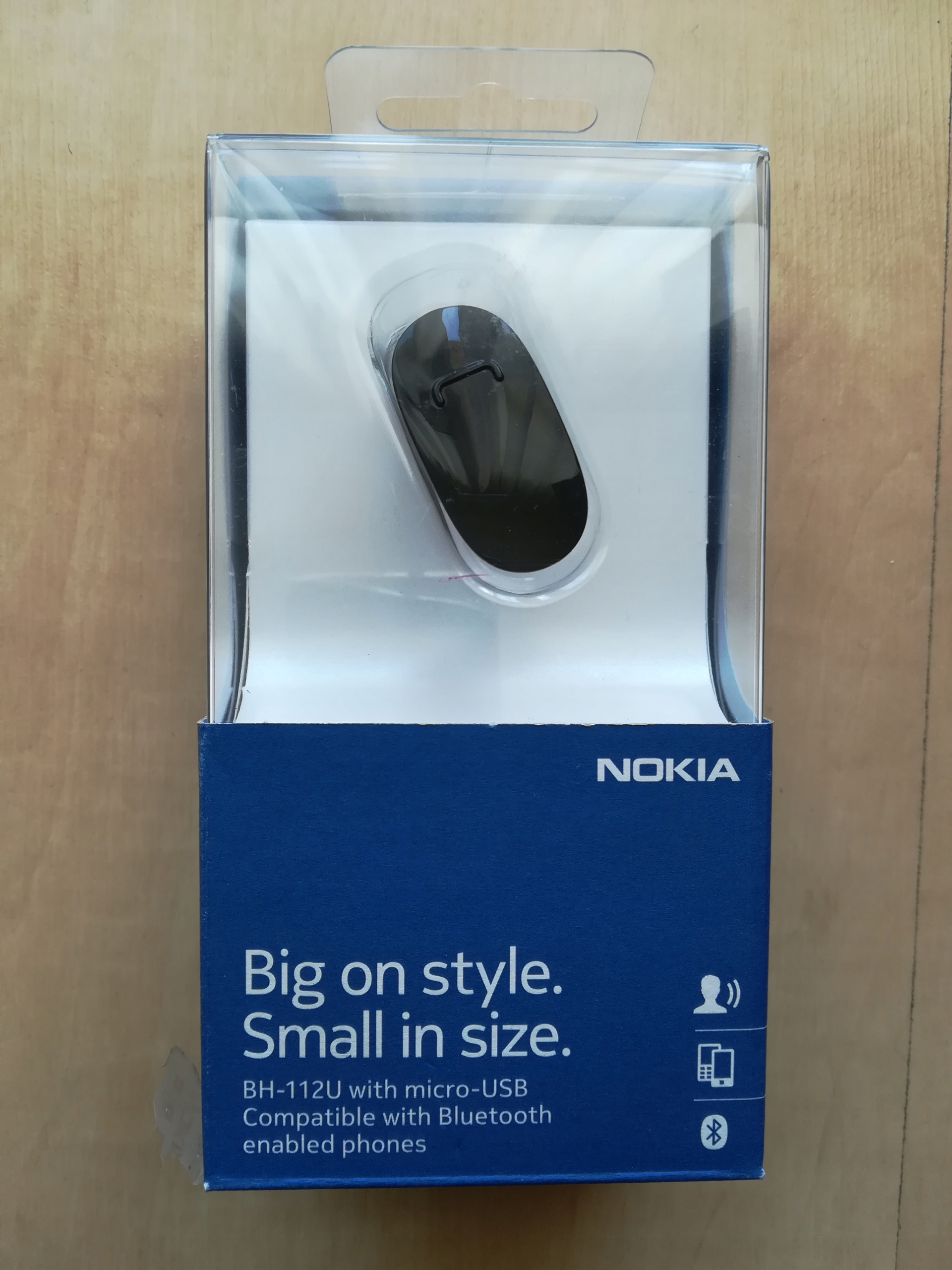 Słuchawka bluetooth BH-112U Nokia