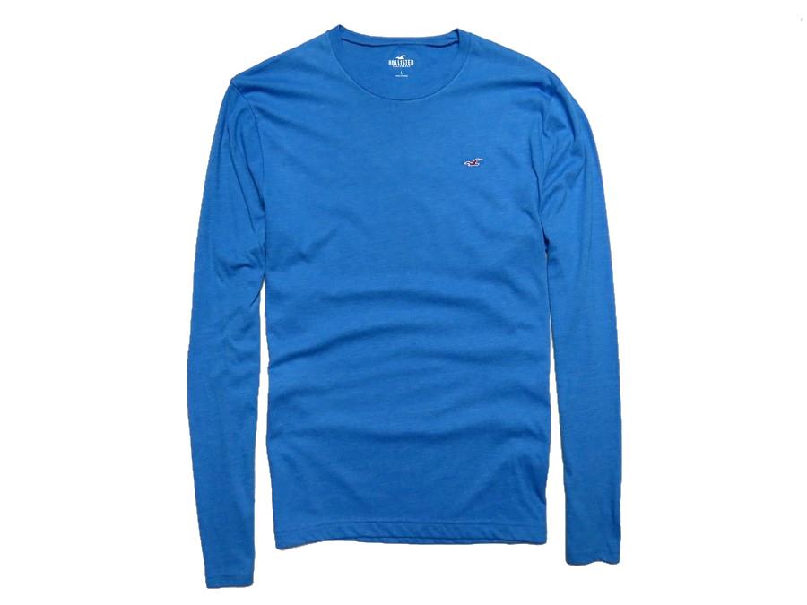 HOLLISTER bluza longsleeve bluzka lato wiosna L