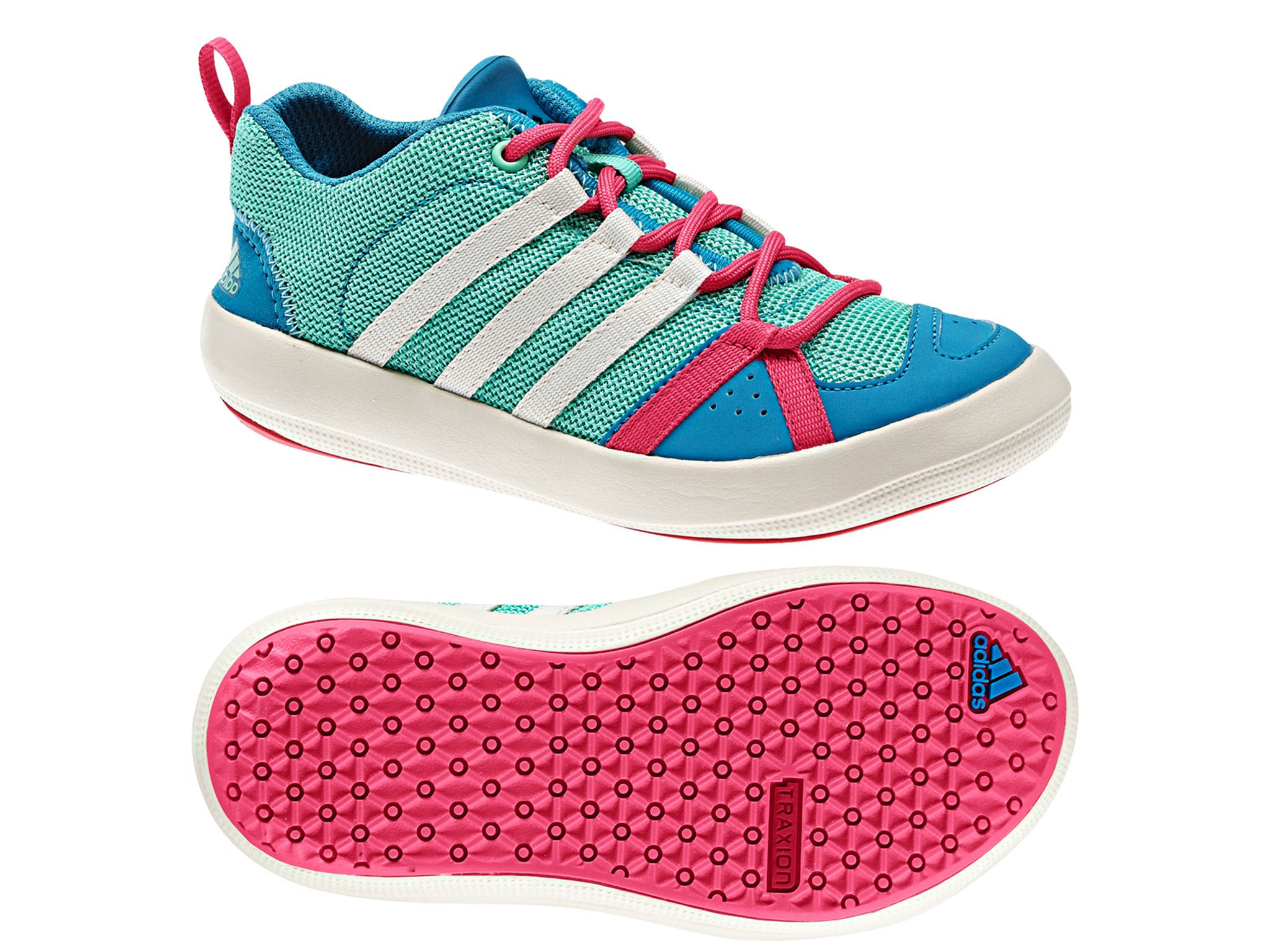 BUTY OUTDOOROWE Adidas Boat Lace K D66739 39,5