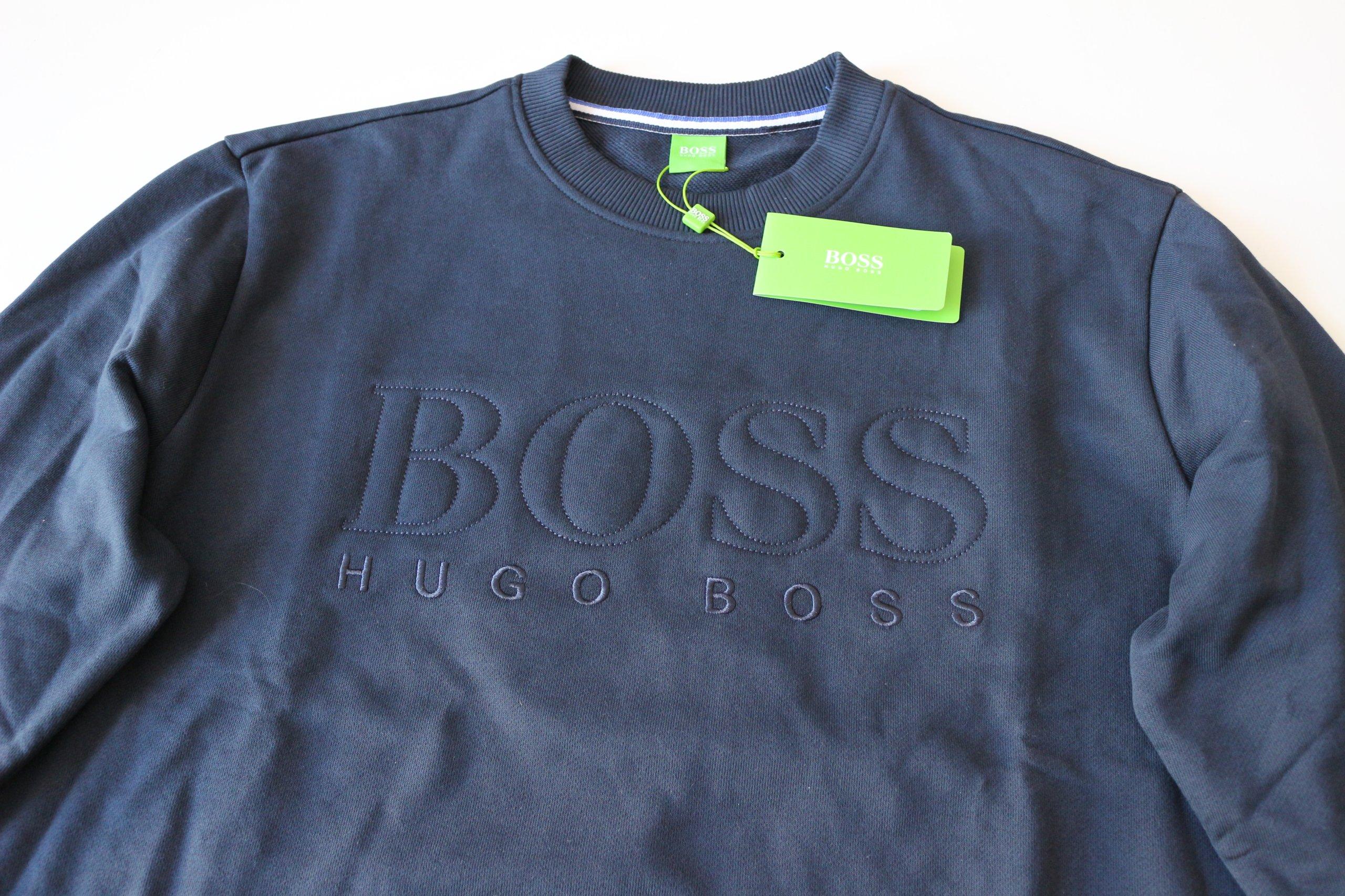 0b8976630a5df HUGO BOSS GREEN bluza rozm XL ŁÓDŹ - 7242134989 - oficjalne archiwum ...