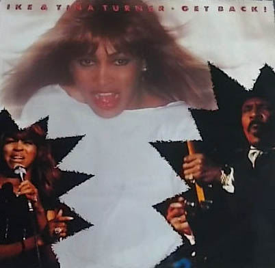 Ike And Tina Turner - Get Back (Lp Canada 1Press)