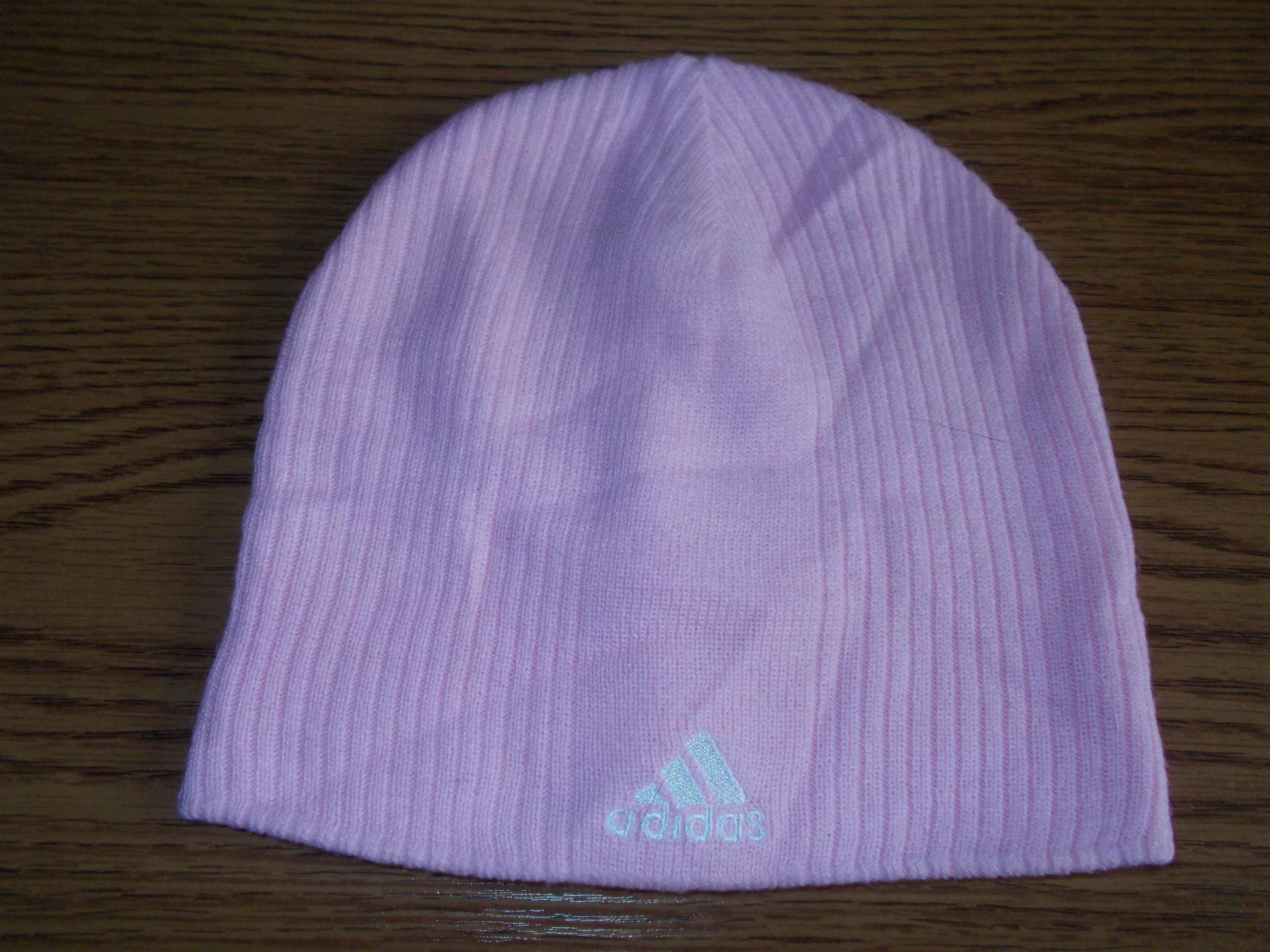 Adidas czapeczka bawelna one size