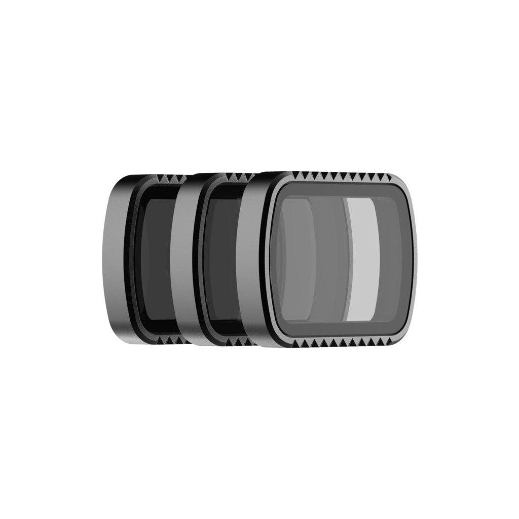 Zestaw 3 filtrów PolarPro Standard Series do DJI O