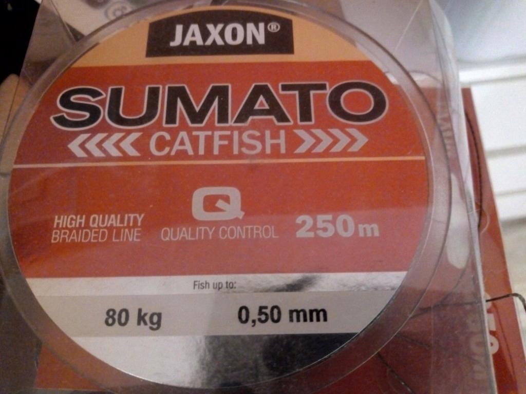plecionka sumowa 0.50mm, 80kg