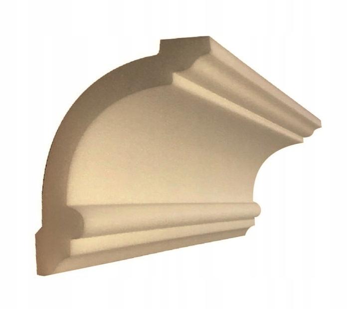 Listwa sufitowa sztukateria H=14cm cena za 2m XPS