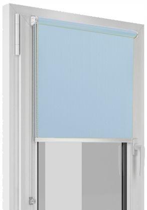 Niebieska roleta MINI pokój chłopięcy 116x220 cm