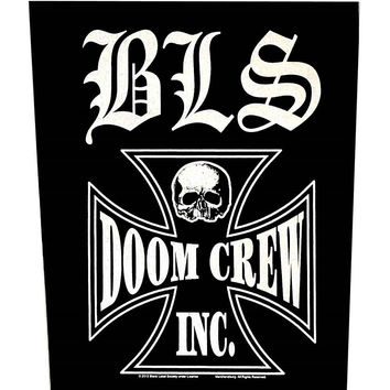 Black Label Society  Doom Crew Inc naszywka /ekran