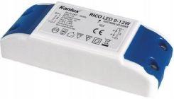 Zasilacz elektroniczny KANLUX RICO LED 9-12W