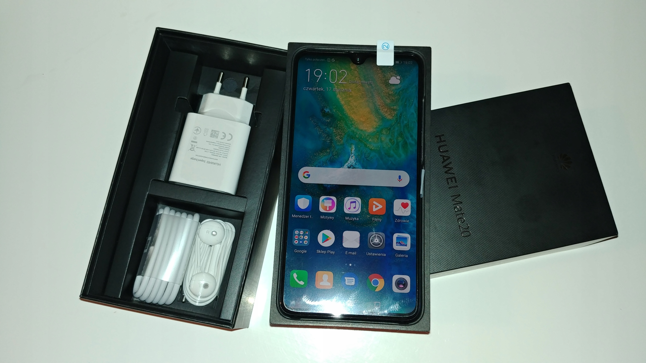 Huawei Mate20 Midnight Blue