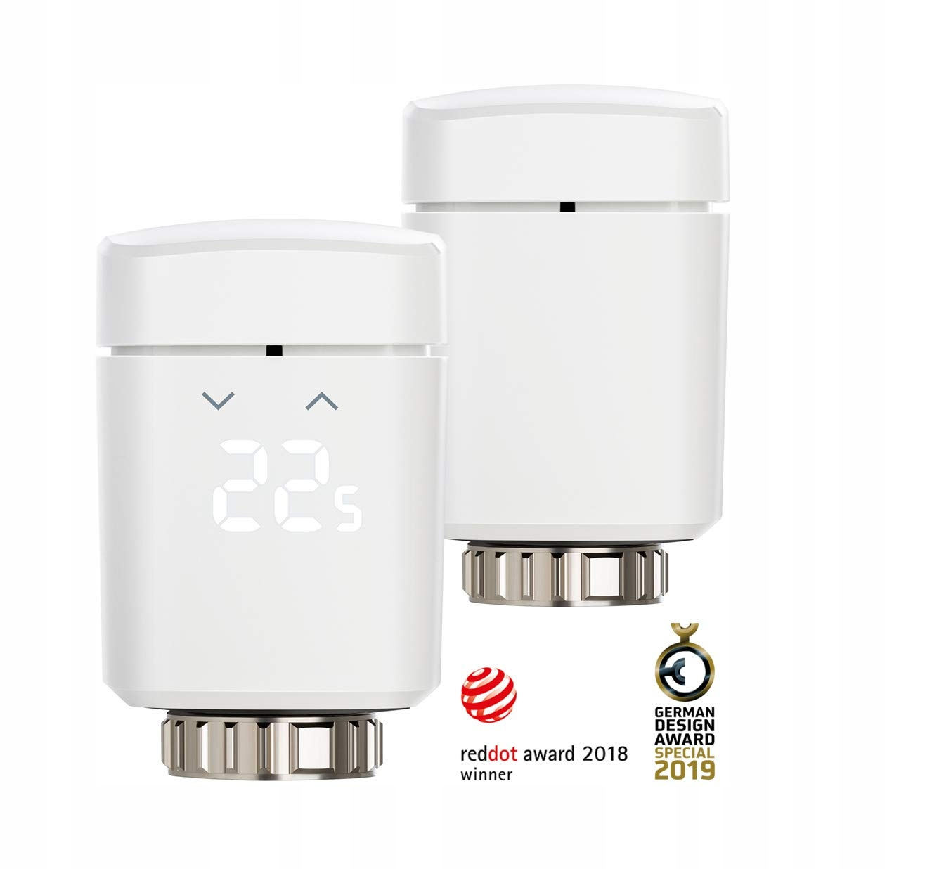 Eve Thermo Inteligentny Termostat Grzejnikowy LED